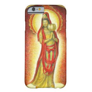 Buddha Kuan Yin Golden Lotus iPhone 6 Case