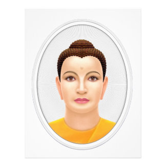 Buddha Letterhead