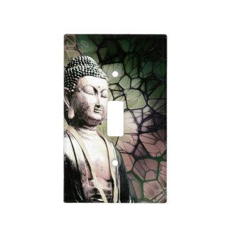 Buddha Light Switch Cover