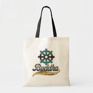 Buddha Live the Dharma Bag