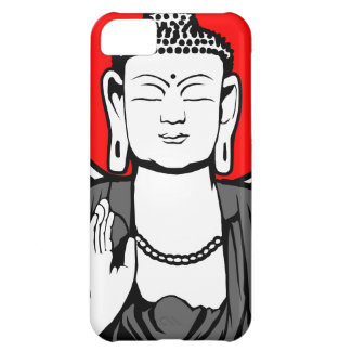 Buddha Logo Cover For iPhone 5C