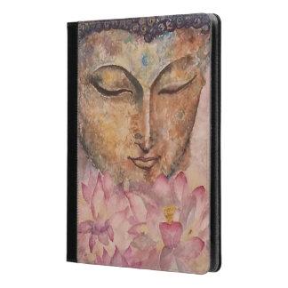 Buddha Lotus Watercolor Art Kindle Cover