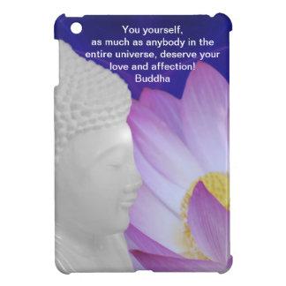 Buddha Love and affection iPad Mini Cover