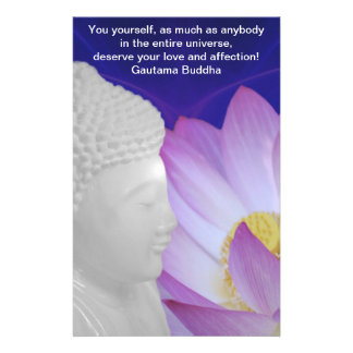 Buddha Love and affection Stationery