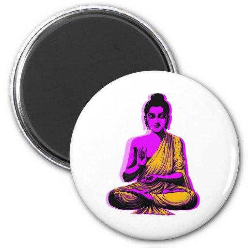 Buddha Fridge Magnet
