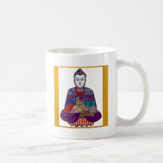 BUDDHA Mahatma Buddhism Kind NVN633 LOVE LIGHT Coffee Mugs