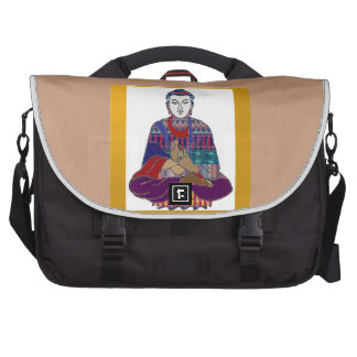 BUDDHA Master Yoga Spirit Lord Teacher Meditation Laptop Bags
