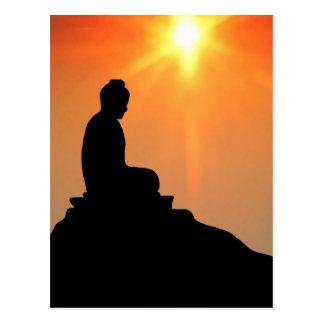 Buddha Meditating Postcards