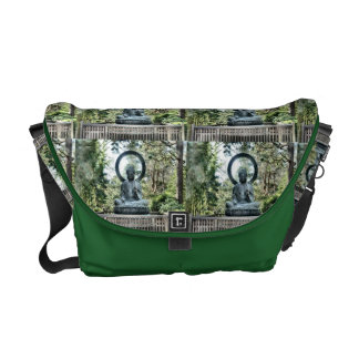 Buddha Messenger Bag