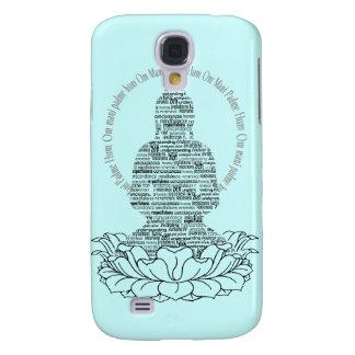 Buddha Mind Galaxy S4 Case