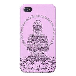 Buddha Mind iPhone 4 Case