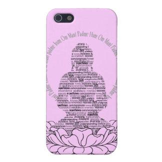 Buddha Mind iPhone 5 Case