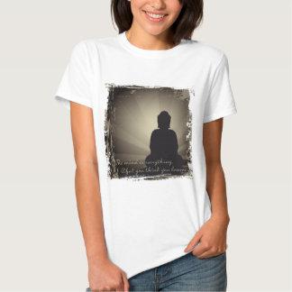Buddha Mind Is Everything T-shirt