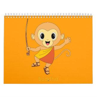 Buddha Monkey™ Calendar