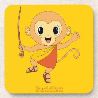 Buddha Monkey™ Coaster Set