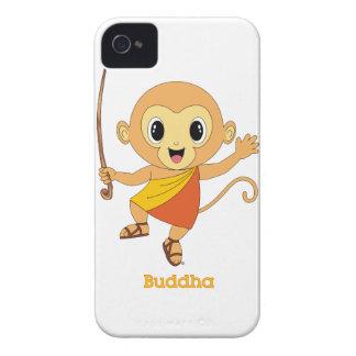 Buddha Monkey™ iPhone 4/4S Custom Case-Mate ID™
