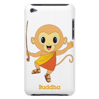 Buddha Monkey™ iPod Touch Case-Mate Barely There™