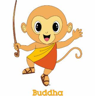 Buddha Monkey™ Photo Sculpture
