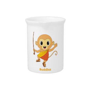 Buddha Monkey™ Pitcher