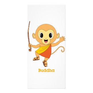 Buddha Monkey™ Rack Card