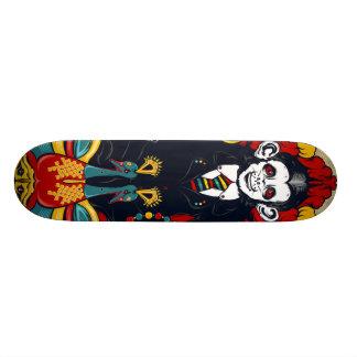 Buddha monkey Skateboard