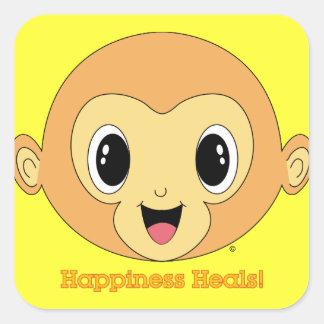 Buddha Monkey™ Sticker