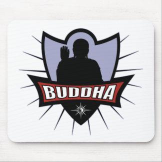 Buddha Mudra Mouse Pad