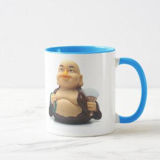 Buddha Mugs by CelebriDucks.com