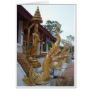 Buddha & Naga Greeting Card
