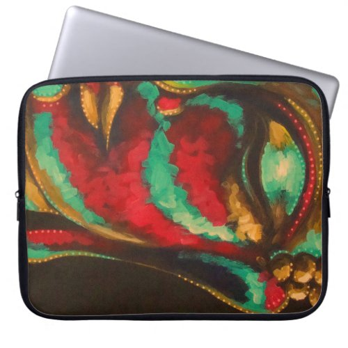 BUDDHA Neoprene Laptop Sleeve 15 inch