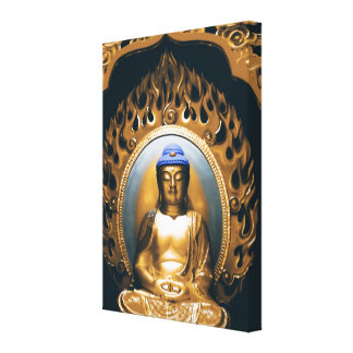 Buddha No2 Canvas Print