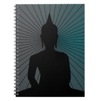 Buddha Notebook Infinity Concentration