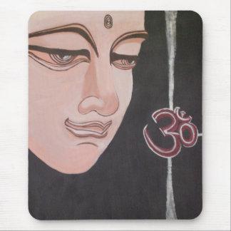 Buddha Ohm Mouse Pad