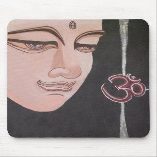 Buddha Ohm Mouse Pads