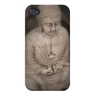 Buddha - Om iPhone 4 Covers