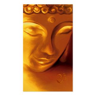 Buddha Om Visitenkarte