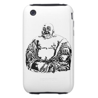 Buddha on any color tough iPhone 3 case