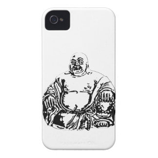 Buddha on any color iPhone 4 cover