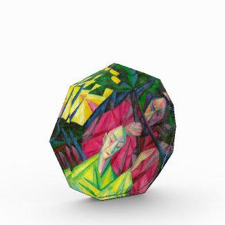 Buddha Paperweight - Buddha and the Robber Acrylic Award