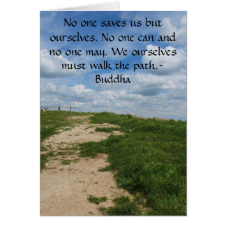 Buddha Path Quote Cards