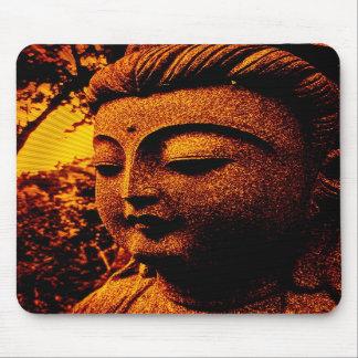 Buddha Peace Shine Mousepad