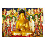 Buddha Peace Tranquility Serenity Stationery Note Card