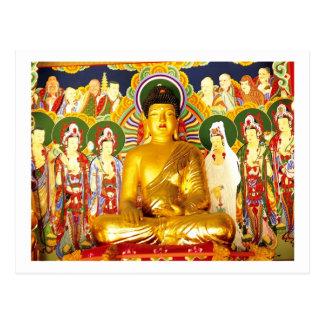 Buddha Peace Tranquility Serenity Postcard