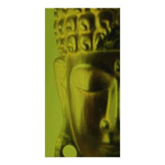 Buddha Photo Card by Jai Dean