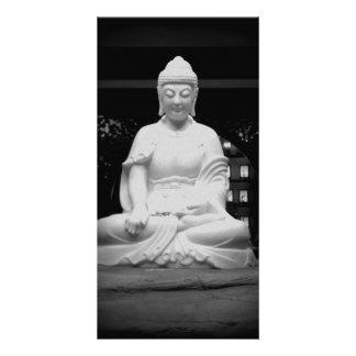 Buddha Personalized Photo Card