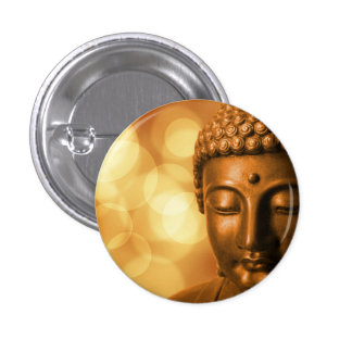 Buddha Pinback Button