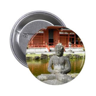 Buddha Pinback Buttons