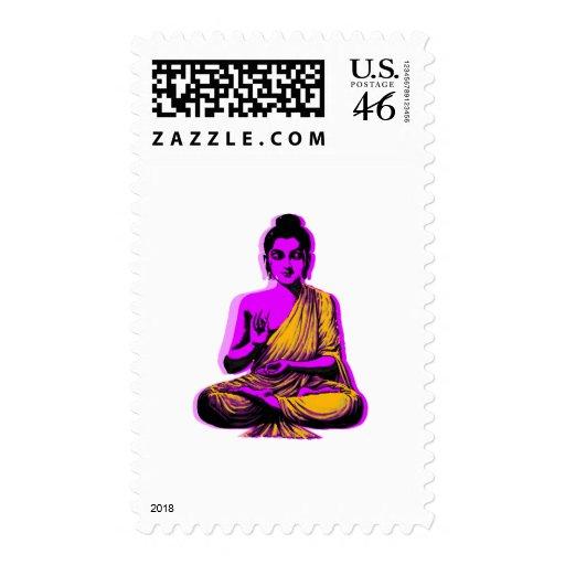 Buddha Stamps