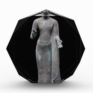 Buddha Preaching Acrylic Award