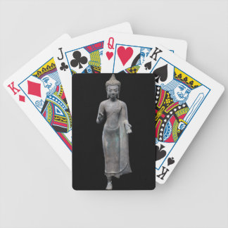 Buddha Preaching Bicycle Playing Cards